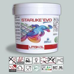Litokol Starlike EVO Verde Salvia C.400 Mortier époxy - 5 kg Litokol