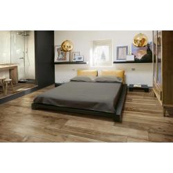 Carreau imitation bois 20x120 cm WOODMANIA Caramel R10 - 0.96 m² Ragno