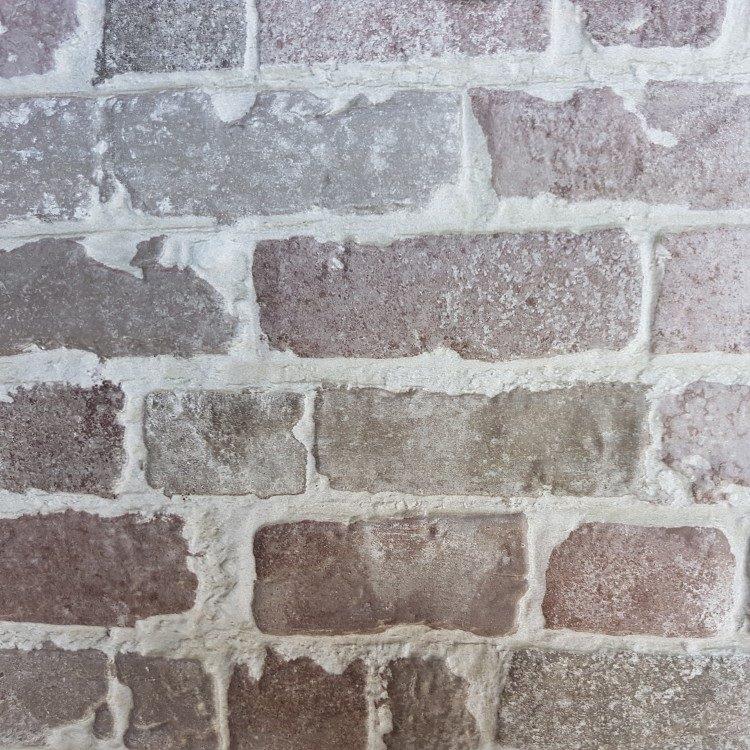 Parement mural cérame style pierre brique 31X56 cm MANHATTAN CHARCOAL - 1.21m² - zoom