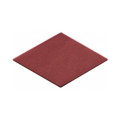 Carrelage losange rouge 15x8,5cm ROMBO10 CARMIN - 0.27m² Natucer