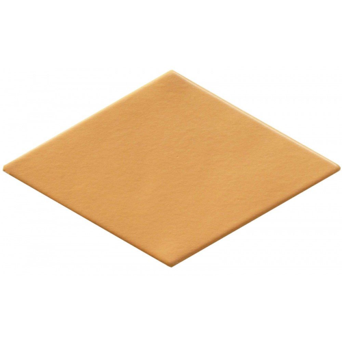 Carrelage losange orangé 15x8,5cm ROMBO10 OCRE - 0.27m² Natucer