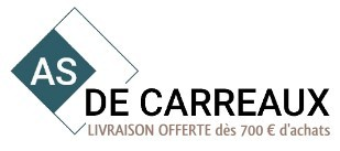 As de carreaux expert de la vente de carrelage en ligne