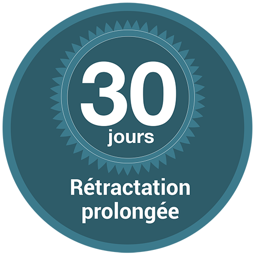 rétractation prolongée