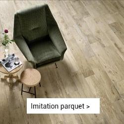 Carreau imitation parquet bois pour sol