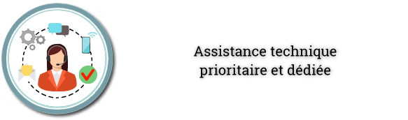Assistance prioritaire