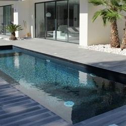 Carrelage piscine et mosaique piscine pour une piscine carrel e - Colle pour mosaique piscine ...