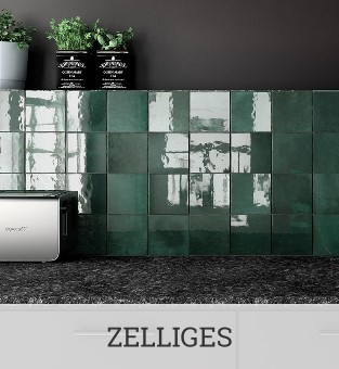 Carreaux imitation zelliges