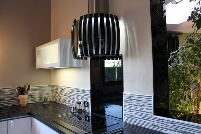 Beautiful Credence Cuisine Parement Contemporary Design