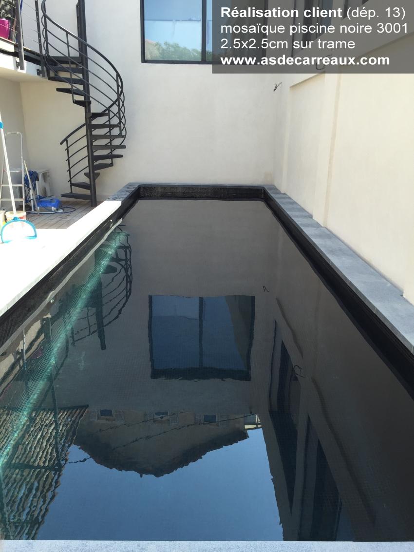 Réalisations piscines des clients As de carreaux